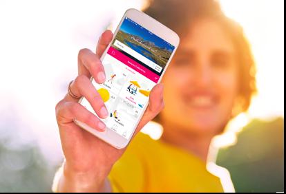 Nos applications mobiles dédiées Serre Ponçon