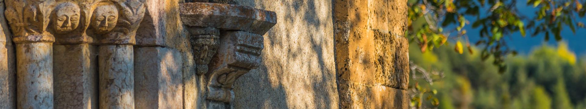 Le patrimoine et l'histoire des villages/villes de Serre-Ponçon