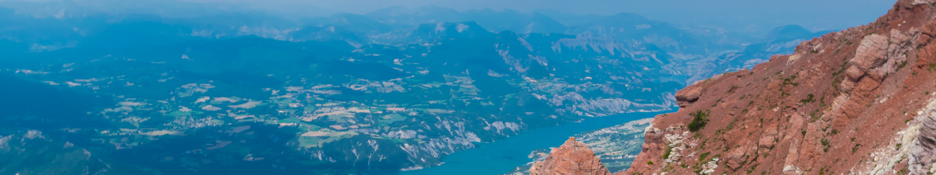 Les plus belles randonnées et balades autour du lac de Serre-Ponçon