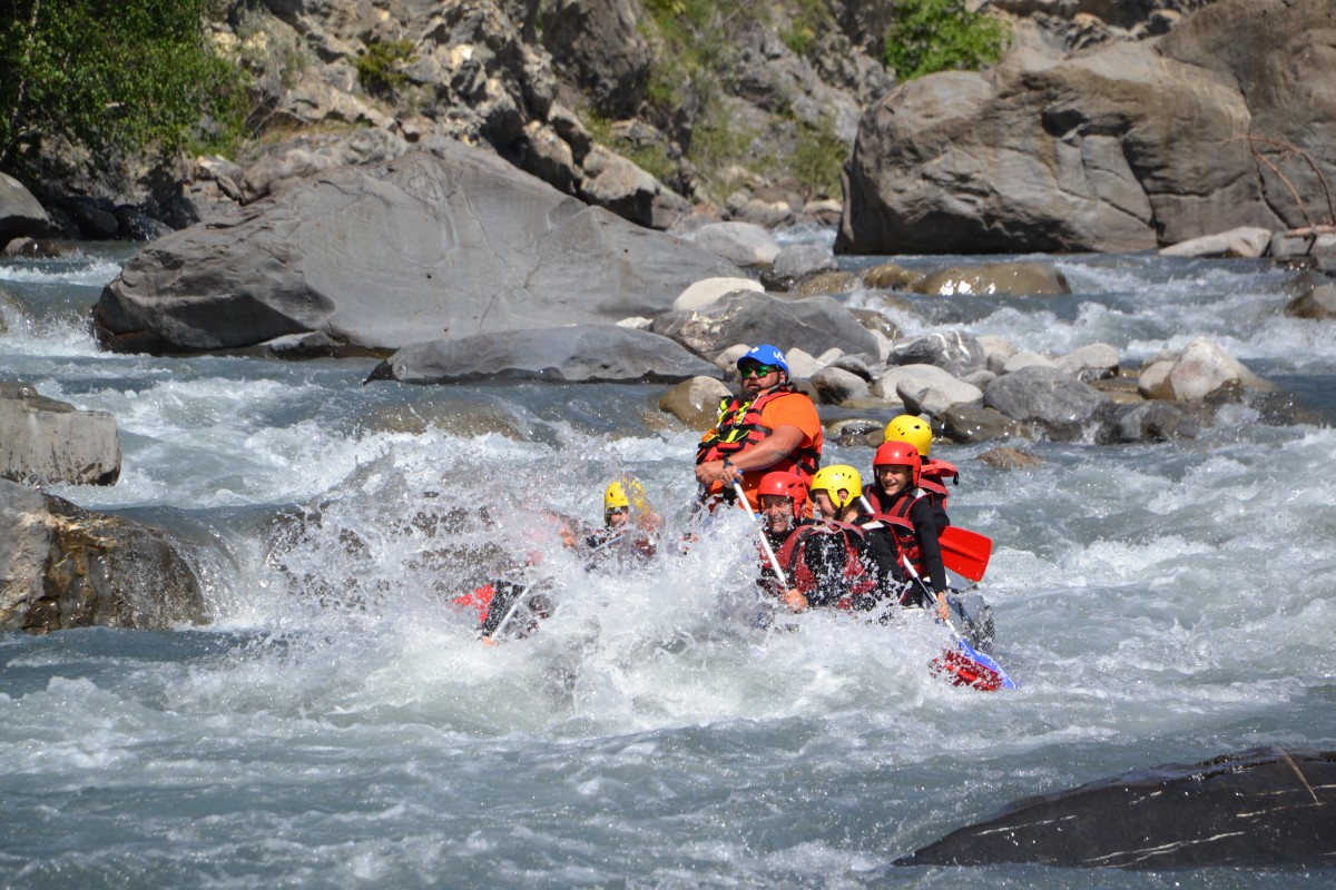 Apache Rafting - Eau vive Ubaye