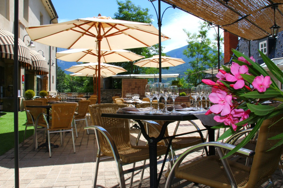 Restaurant La Robéyère à EMBRUN
