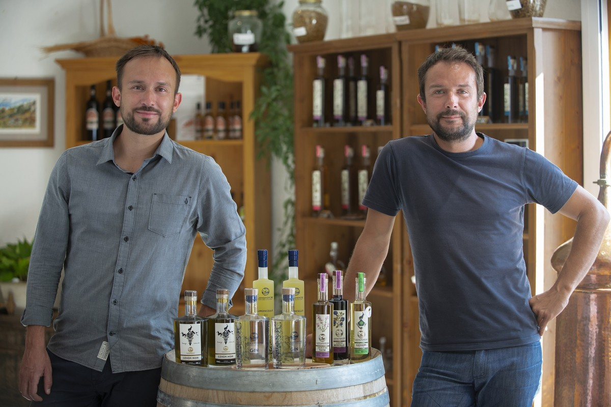 Lachanenche : la distillerie artisanale de Serre-Ponçon Ubaye