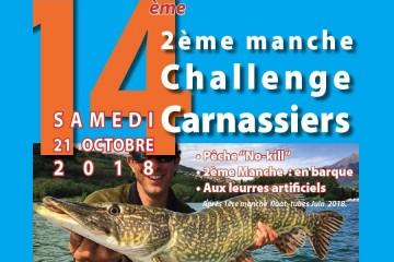 14ieme Challenge Carnassiers Embrun  - Manche Barque