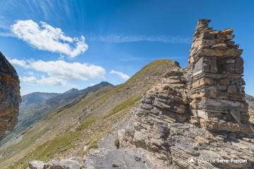 Col des Tourettes (2582m)