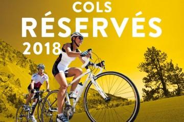 Cols réservés 2018 : Montée des Orres