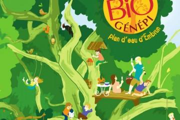 Foire Bio Génépi d'Embrun 2018