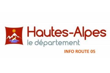 Accès Route Serre-Ponçon : itinéraires, info conditions état des routes