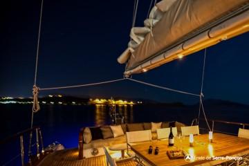 Lac de Serre-Ponçon : la navigation de nuit est dorénavant autorisée