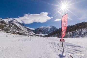 Domaine de ski nordique de Crevoux