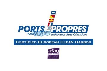 Serre-Ponçon labellisé Port Propre