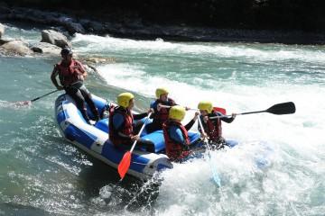 Rêves de Rivières Rafting - Raft Durance à EMBRUN