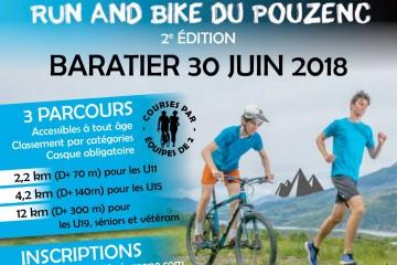 Run & Bike du Pouzenc 2018