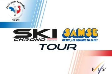 Ski Chrono Samse Tour 2019 Vitesse Dames - Etape Les Orres
