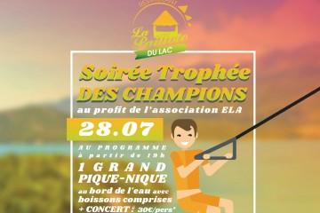 Soirée Trophée des Champions SCNSP 2018