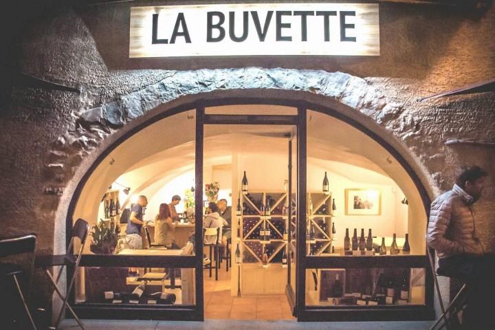 La Buvette - Cave & Bar à Vins