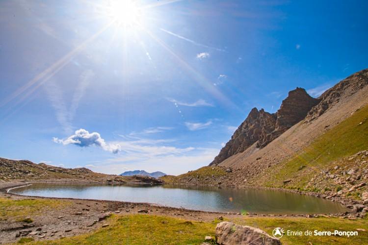 Lac du Distroit et son vallon