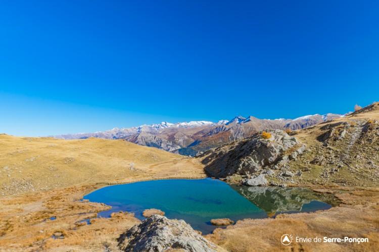 Lac de l'Hivernet (2352m)