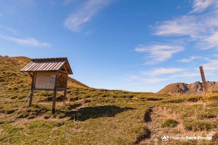 Col de la Rousse (2147m)