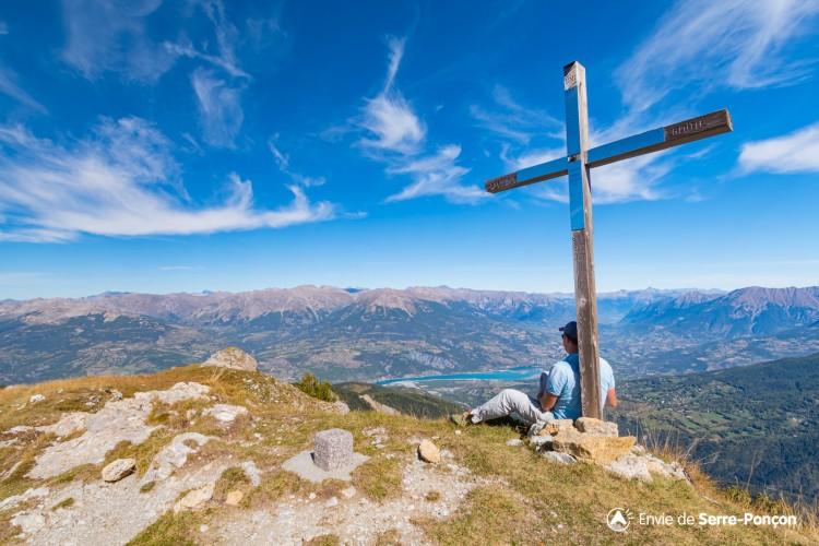 Pic de Charance 2316m (depuis Col de la Rousse)