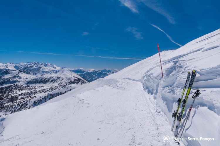 Station de ski de Montclar Les 2 Vallées