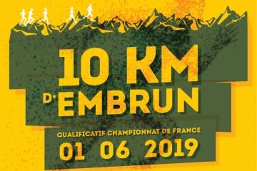 10km d'Embrun 2019