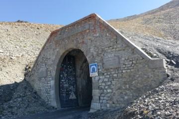Fermeture Hivernale 2018 Col et Tunnel du Parpaillon