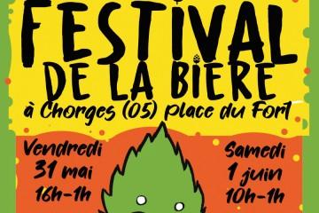 Festival de la Bière Chorges 2019