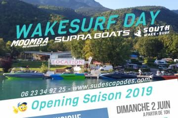 Wakesurf Day 2019