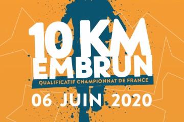 10km d'Embrun 2020
