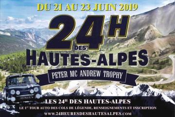 24 heures des Hautes-Alpes  Peter Mc Andrew Trophy