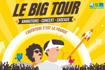 Big Tour 2021 Savines le Lac