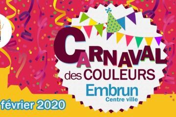 Carnaval des Couleurs d'Embrun