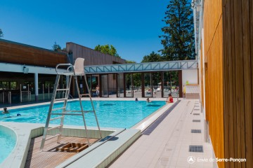 Piscine Embrun / Centre Aquatique Aqua viva Eté 2021