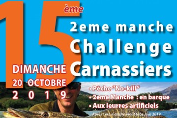Challenge Carnassiers Embrun 2019 - Manche Barque
