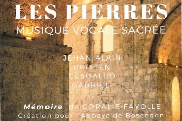 Concert Musique Vocale Sacrée