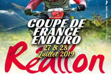 Enduro Series #3  Coupe de France VTT FCC 2019 - Etape de Réallon