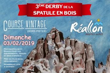 Derby de la Spatule en Bois 2019