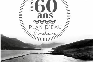 Exposition 60 ans du plan d'eau d'Embrun