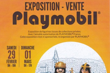 Exposition Vente Playmobil Embrun 2020