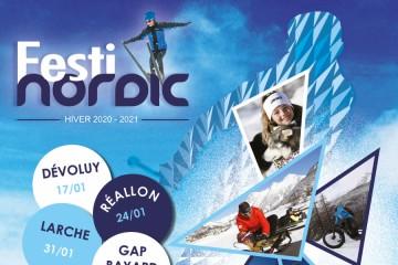 [Annulé] Festi'Nordic Crevoux 2021