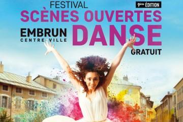 Festival Scenes Ouvertes de Danse d'Embrun 2019