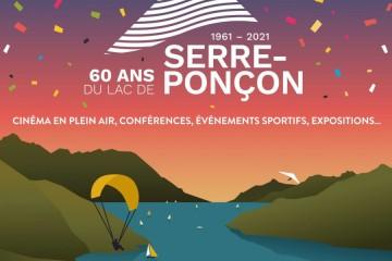 Festivités des 60 ans de Serre-Ponçon