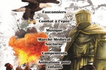 Fête Médiévale de Crots 2019