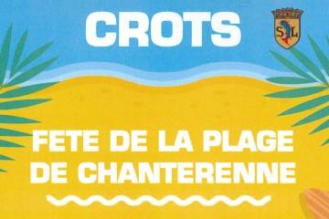 Fête de la plage de Chanterenne 2021