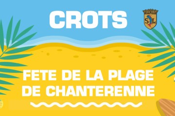 Fête de la plage de Chanterenne 2019