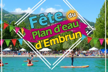 Fête du Plan d'Eau d'Embrun 2019