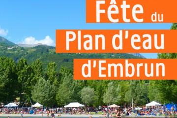 Fête du Plan d'Eau d'Embrun 2020