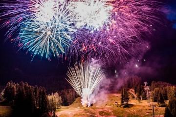 Fête Nationale 2021 / Feu Artifice Les Orres