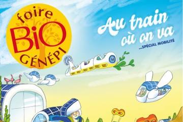Foire Bio Génépi d'Embrun 2019