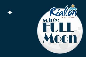 Full Moon Réallon 2021